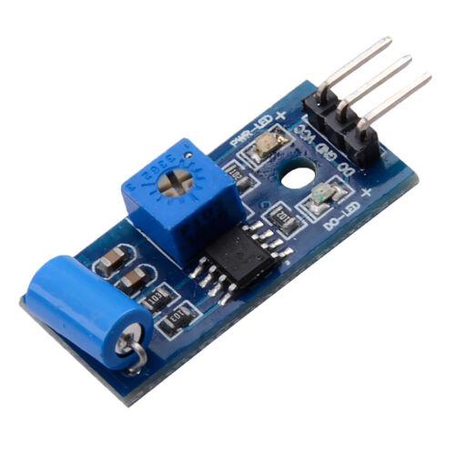 SW-420 Vibration Tilt Sensor Alarm Module Electronic Module for Arduino