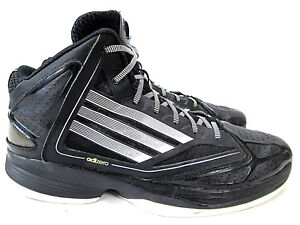 huge discount 38a6a 13098 Image is loading ADIDAS-Adizero-Ghost-2-High-Top-Basketball-Shoes-