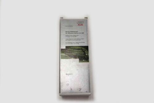 Original adaptador de móvil adaptador de móvil siemens c65 cx65 cx70 m65 nuevo