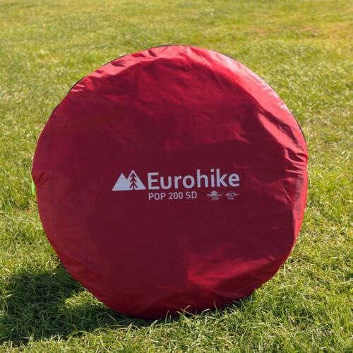 New Eurohike Quick Pitch Festival Tent Camping Gear Camping