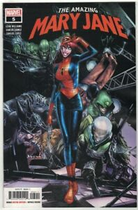 Amazing Mary Jane #5 GWEN STACY VARIANT NM Marvel Comics 2020