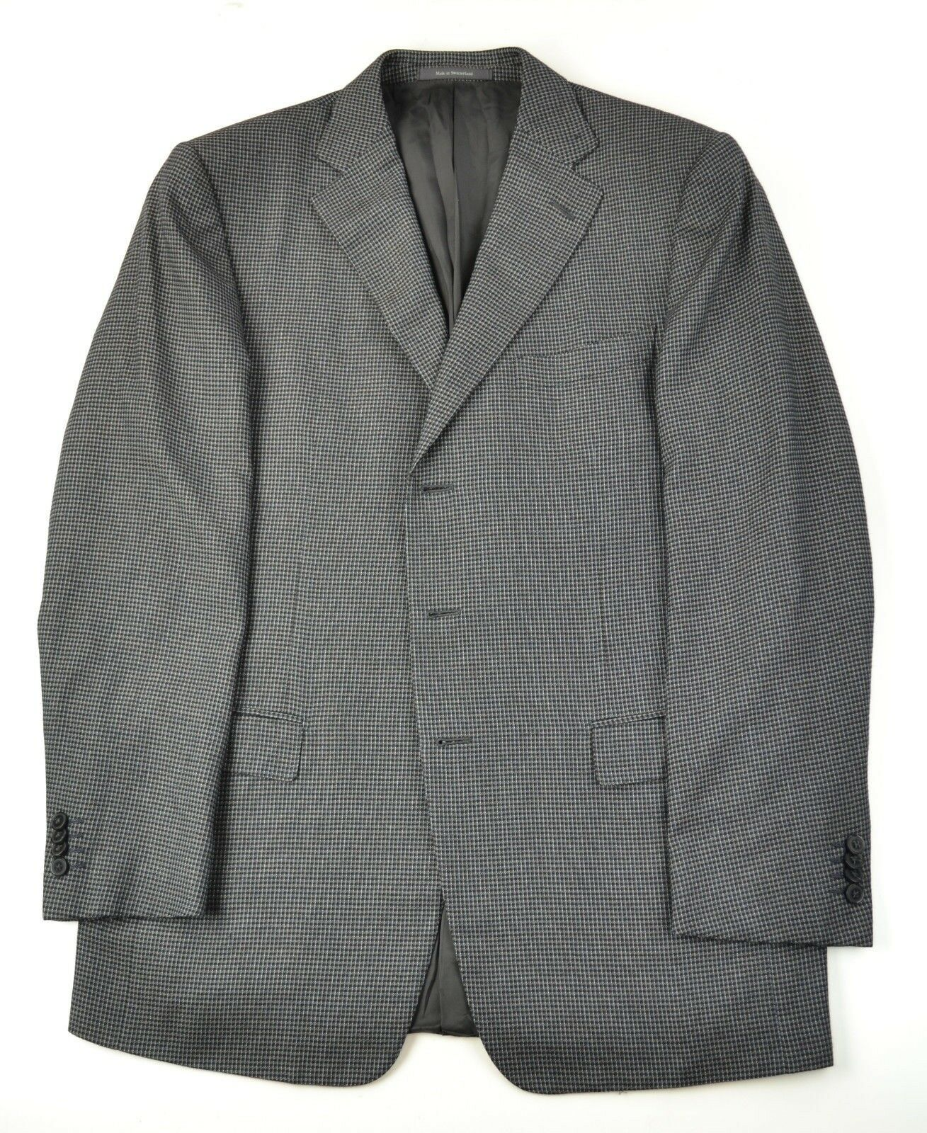 Recent Ermenegildo Zegna Dual Vent Silk Cashmere Roma Fit Woven Woven Fit Sportcoat 42 42r a7e052