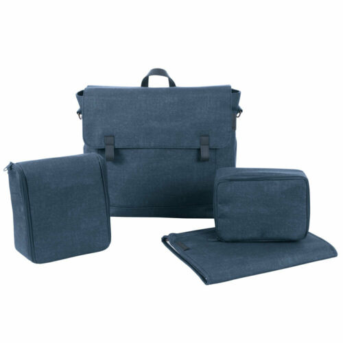 Brand New Maxi Cosi Modern Changing Bag in Nomad Blue RRP£79