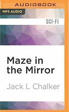 G. O. D. Inc: Maze in the Mirror 3 by Jack L. Chalker (2016, MP3 CD, Unabridged)