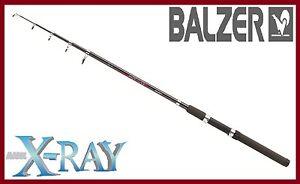 Balzer-X-Ray-Tele-Rute-2-70m-10-40g-Module-Teleskoprute-extra-kurz-geteilt
