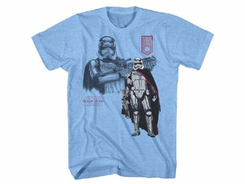 Star Wars The Force Awakens Captain Phasma Leader Licensed Adult T Shirt