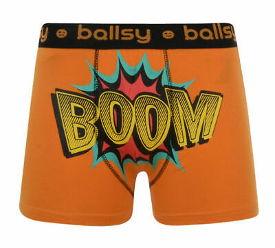 FART LOADING boxers Mens Boxer Shorts Underwear funny dad fathers dat gift him