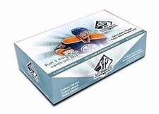 2011-12 Upper Deck SP Authentic Hockey Factory Sealed Hobby Box - 3 Autos Per Bx
