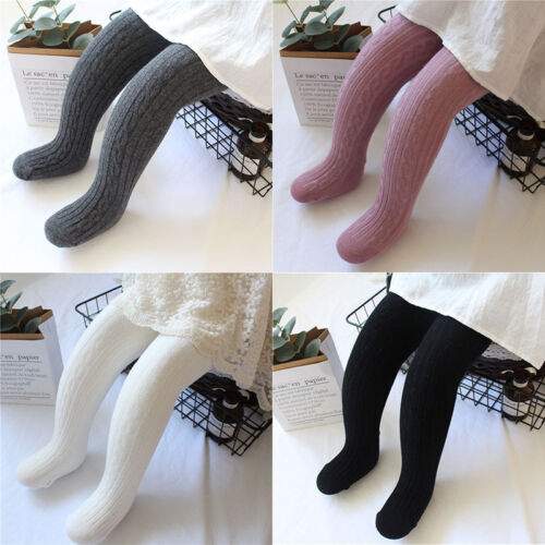 Multi-style Baby Girl Tights for 3-24M Newborn Toddler Cotton Pantyhose Stocking