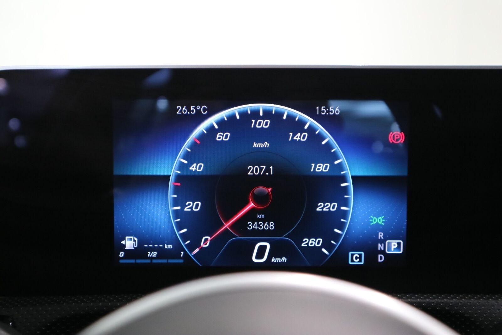 Mercedes A200 1,3 Progressive Advantage aut. - billede 5