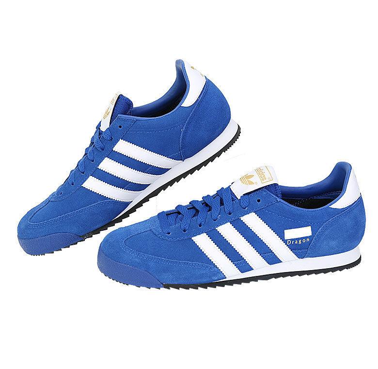 Adidas Original Dragon Running Chaussures S81906 Sneakers Bleu