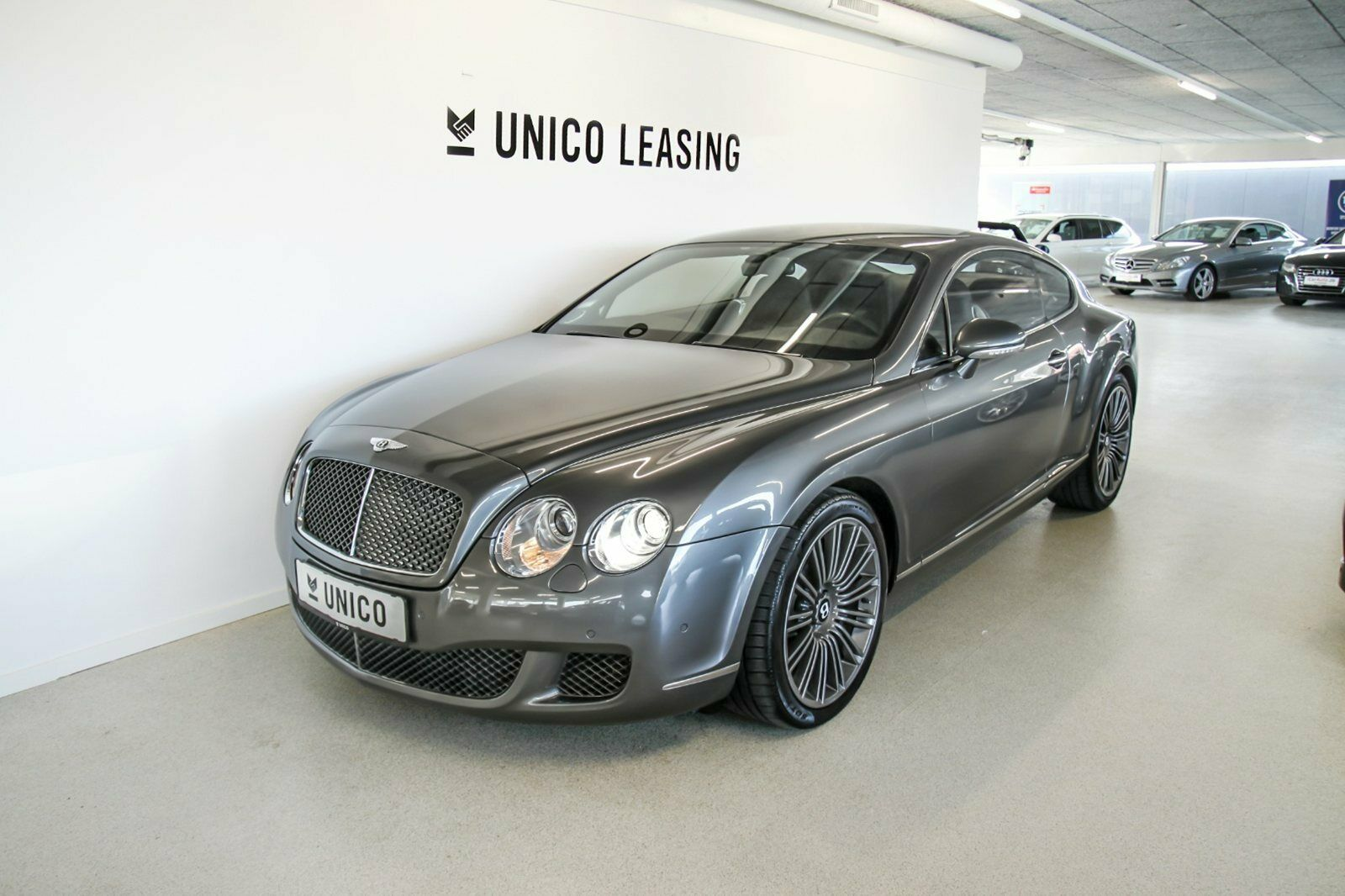 Bentley Continental GT 6,0 Speed aut. 2d - 6.500 kr.
