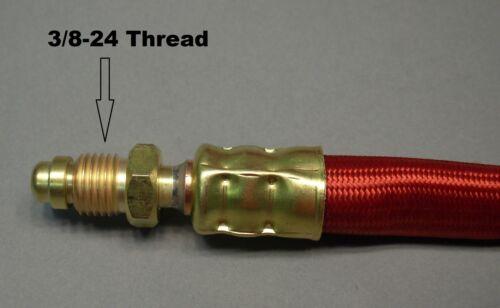 12/' CK17 Air Cooled Tig Welding Torch Super flex USA Weldcraft Compatible