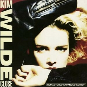 KIM-WILDE-CLOSE-25TH-ANNIVERSARY-EXPANDED-EDITION-2-CD-NEUF