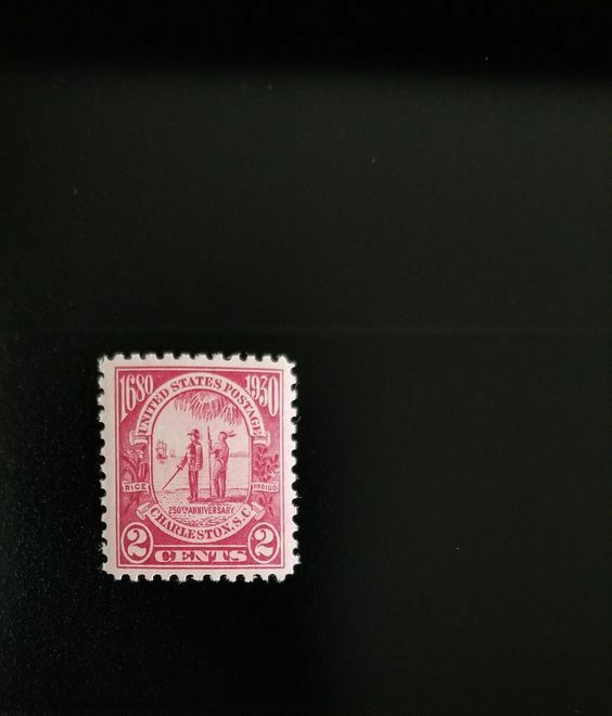 1930 2c Carolina Province, Charleston Sesquicentennial