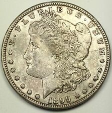 1899-P U.S. Morgan Silver Dollar Coin LOW MINTAGE 330,000 (L215)