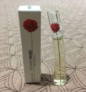 eb4bd7b4 KENZO FLOWER Eau de Parfum EDP Mini Perfume - 0.12 oz / 4 mL * New ...