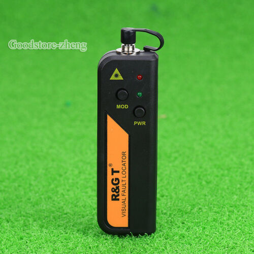 Mini Fiber Optic Laser Visual Fault Locator  Optical Laser Cable Test for 20KM