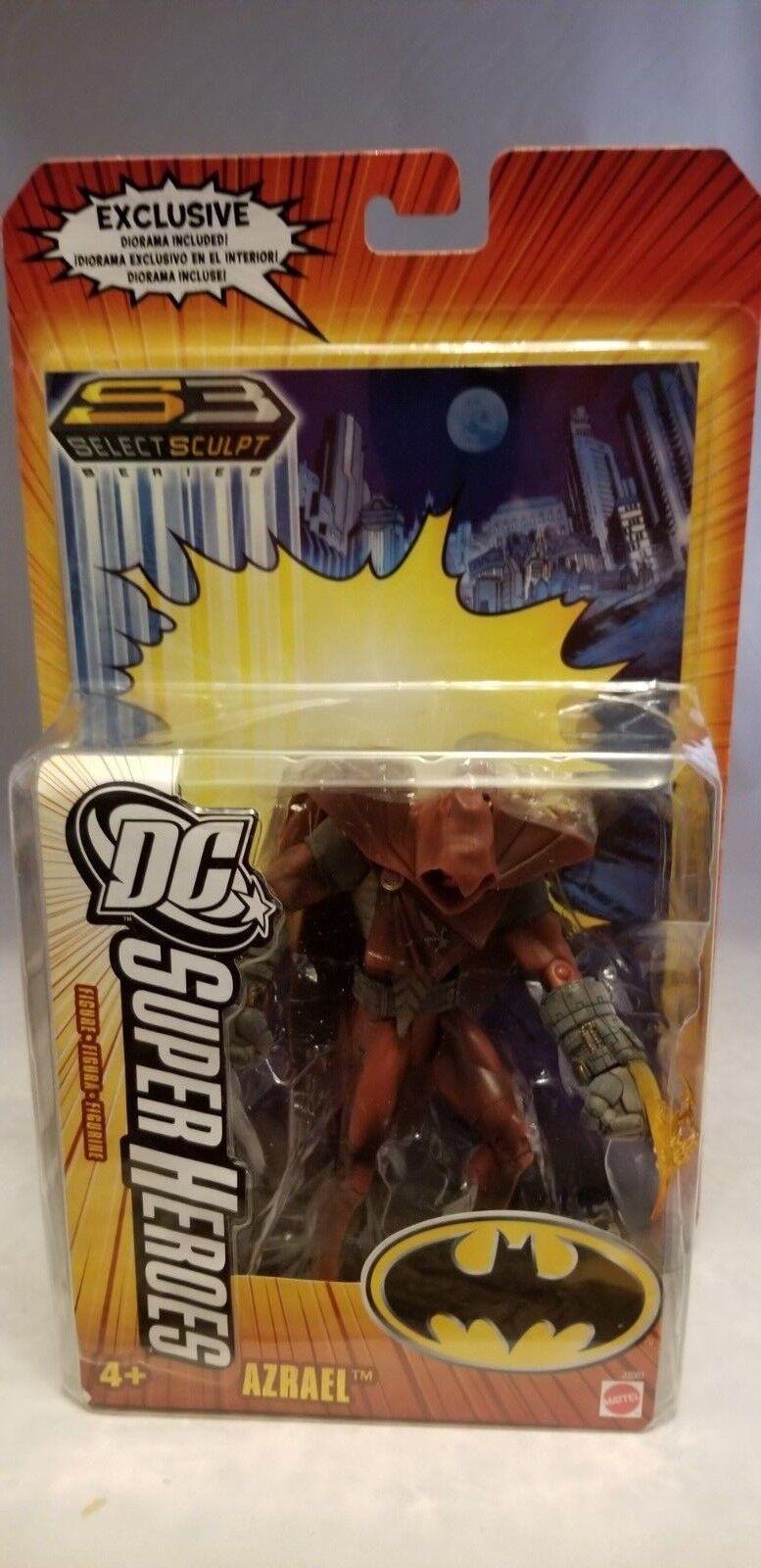 2006 DC SUPER HEROES 6  AZRAEL FIGURE
