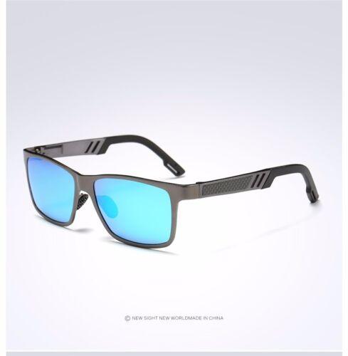 Men/'s Aluminum Polarized Driving Sunglasses Sports Mirrored Glasses Eyewear New