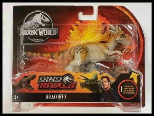 Jurassic World Fallen Kingdom Dino Rivals Dracorex Action Figure NEW
