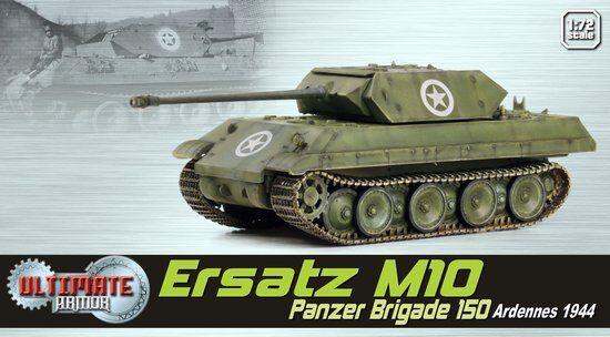 DRAGON ULTIMATE ARMOR 1 72 Ersatz M10 Panzer Brigade 150 Ardennes 1944 60529