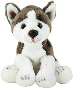 Suki Gifts International Yomiko Classics Dogs Plush Toy Small Siberian Husky