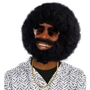 1970s-Lionel-Black-Afro-Wig-With-Beard-Moustache-Fancy-Dress