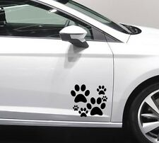 36 paws Stickers Funny Caravan Swift Bailey CAR BIKE 4X4 VAN Novelty Vinyl Decal