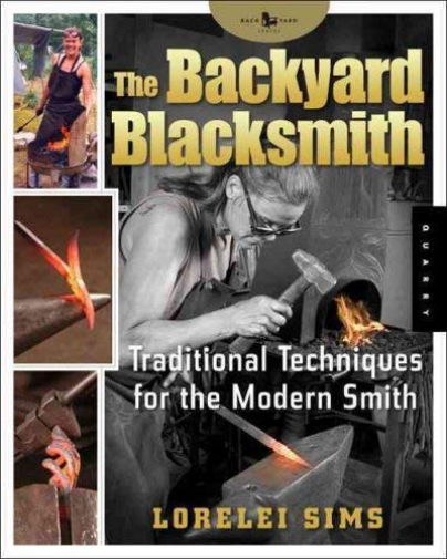 Sims Lorelei-The Backyard Blacksmith (US IMPORT) BOOK NEU