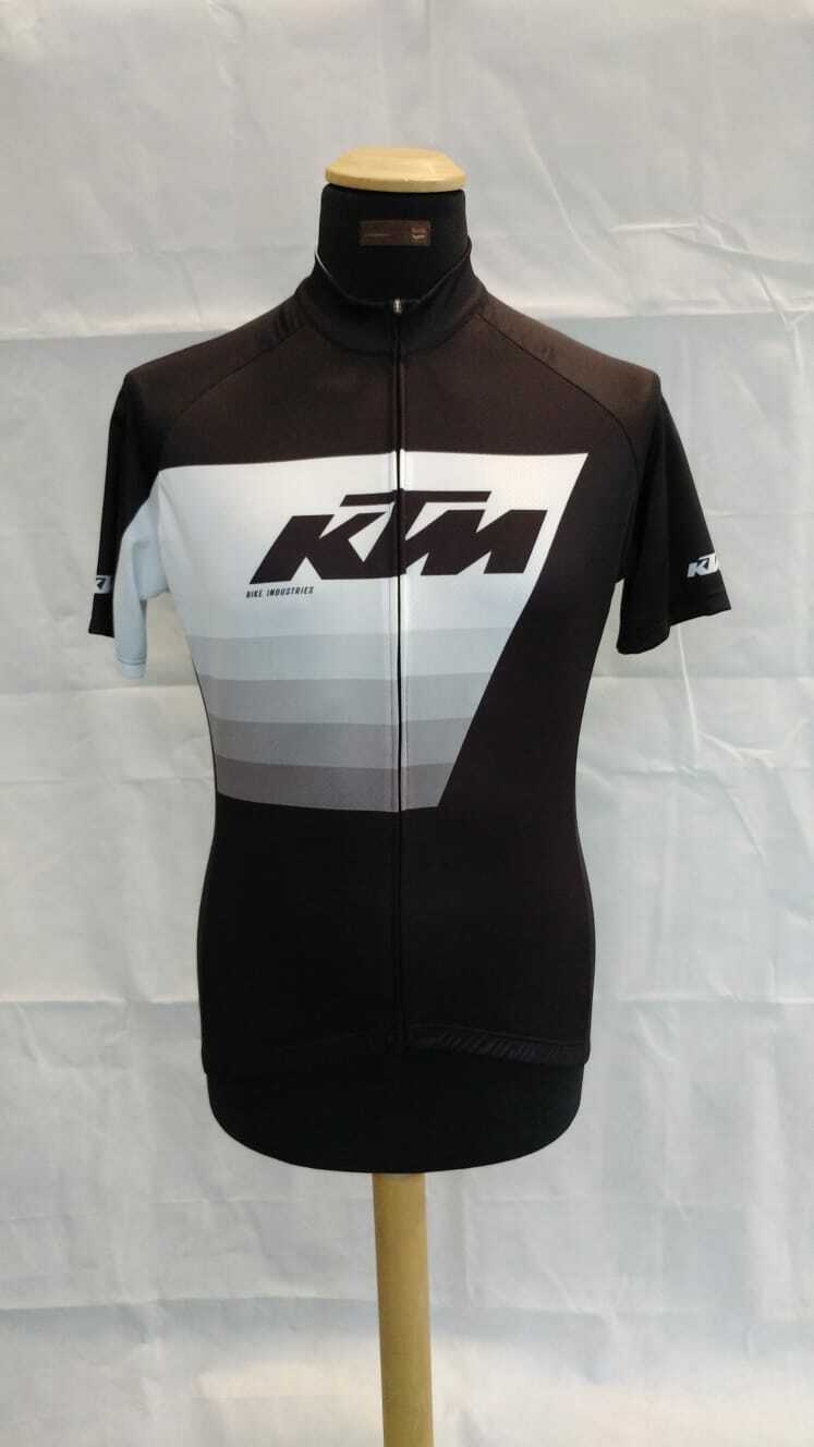 Maglietta Ciclismo KTM Factory Line Race Jersey