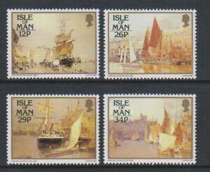 Isle-von-Mann-1987-Gemaelde-von-John-Miller-Nicholson-Set-MNH-Sg-340-3