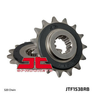 JT 15 Tooth Steel Front Sprocket 530 Pitch JTF513.15