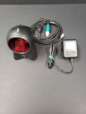 Metrologic Orbit Ms7120 Barcode Scanner Black Wired