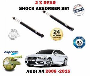 Per-Audi-A4-1-8-2-0-TFSI-Quattro-Nuovo-2-X-Posteriore-SX-Ammortizzatore-Dx