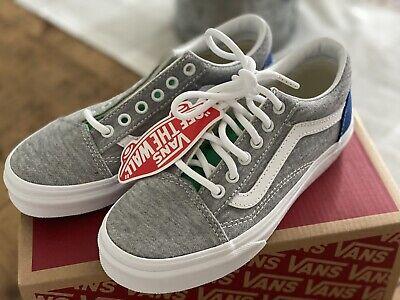 Vans Old Skool boys Sneakers Size 2