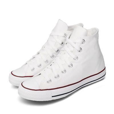 diseño hábil seleccione para genuino disfruta de precio barato Converse Chuck Taylor All Star Hi Top White Canvas Men Women ...