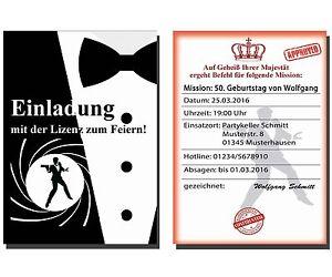 Einladungskarten Party Geburtstag Einladung Geburtstagseinladung 18
