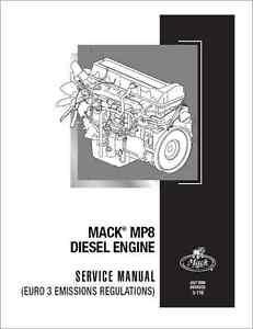 mack mp8 service manual data wiring diagrams u2022 rh naopak co mack truck repair manual free Mack Truck Logo