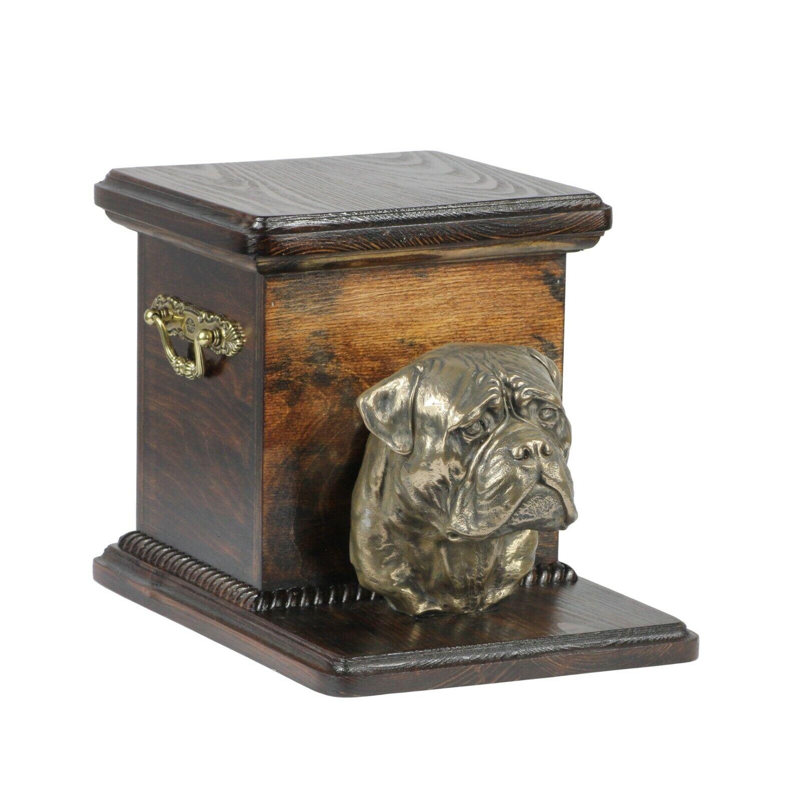 colorways incredibili PET urne per le ceneri di cane, cane Statua Pet Pet Pet Memorial BARA Ash di tutte le razze canine  prezzi all'ingrosso