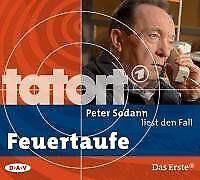 Tatort. Feuertaufe | Livre | état bon