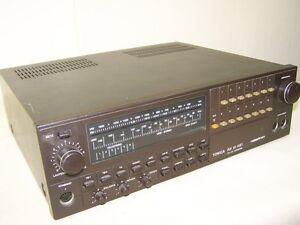 tonica rx 81 receiver robotron rft hifi ddr radio tuner. Black Bedroom Furniture Sets. Home Design Ideas