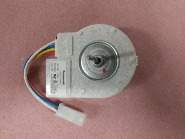 Whirlpool 8201589  Evaporator Fan Motor