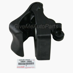 5354030020 Genuine Toyota LEVER ASSY AUXILIARY CATCH RELEASE 53540-30020