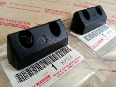 Toyota Supra JZA80 Back Door Lowe Stopper Cushion set NEW Genuine OEM Parts