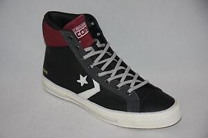 converse star player uomo nero