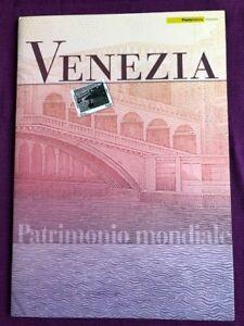 ITALIA-FOLDER-2007-UNESCO-VENEZIA-VALORE-FACCIALE-14-00