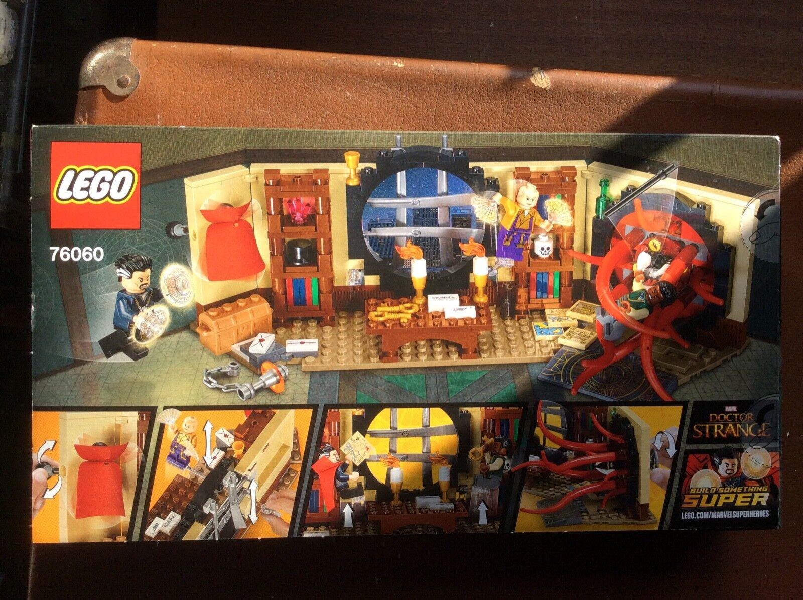Lego Marvel Super Heroes Dr Strange's Sanctum Sanctorum.
