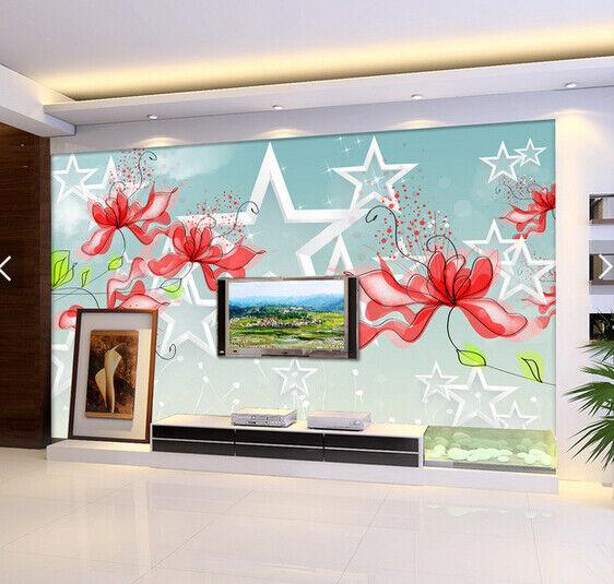 3D Trendy Style 78 Wall Paper Murals Wall Print Wall Wallpaper Mural AU Lemon