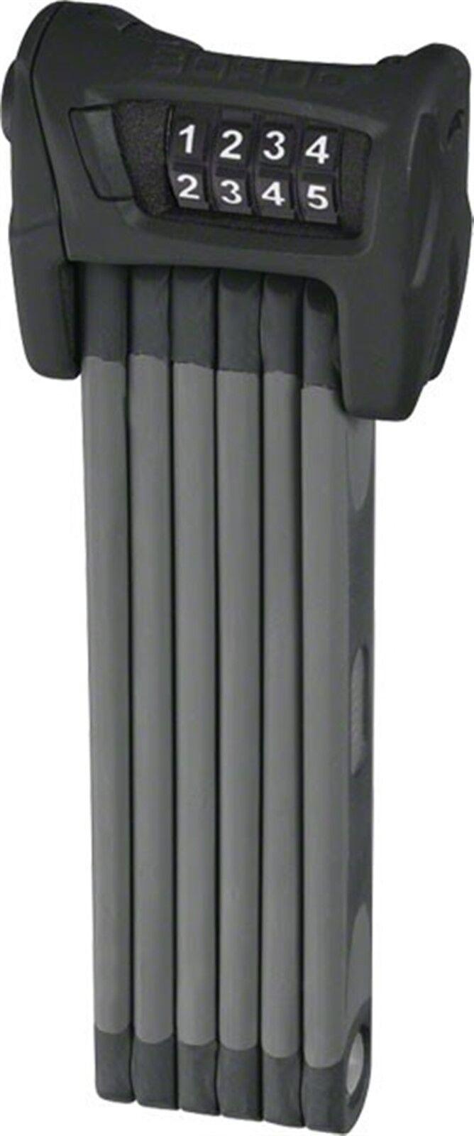 Cerradura de combinación ABUS Bordo 6100 Plegable (90cm)  Negro
